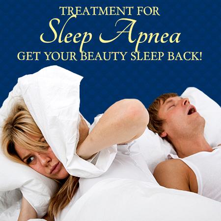 Get Your Beauty Sleep Back with Sleep Apnea Treatment